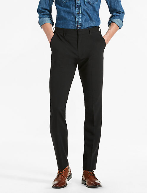 ACE PEAK LAPEL SUIT PANT,