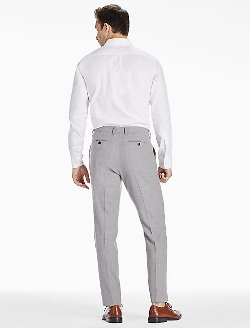 JACK - RIDER SUIT PANT, LIGHT HEATHER GREY