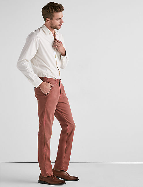 Lucky 410 Stretch Chino Pant