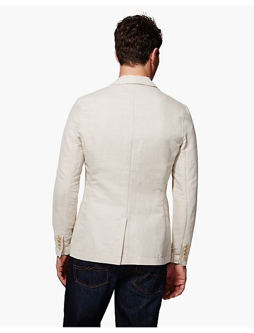 HARBOR BLAZER, NATURAL
