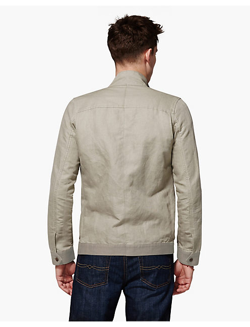 HARRINGTON JACKET, KHAKI