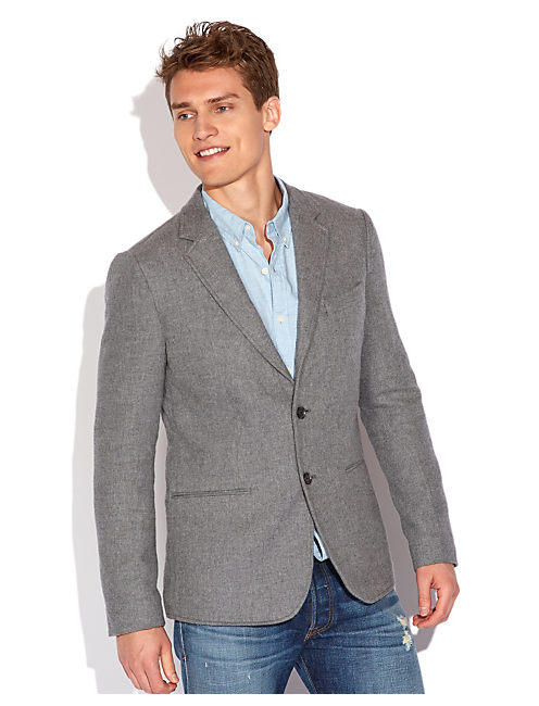 KNOB CREEK BLAZER, 054 GRAY