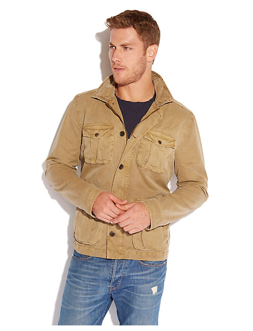 SHADOW RIDGE SAFARI JKT, #2430 EARTH BROWN