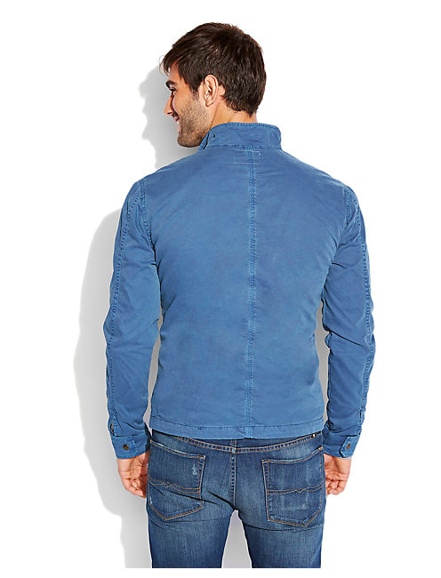 INDIO JACKET, CLANCY BLUE