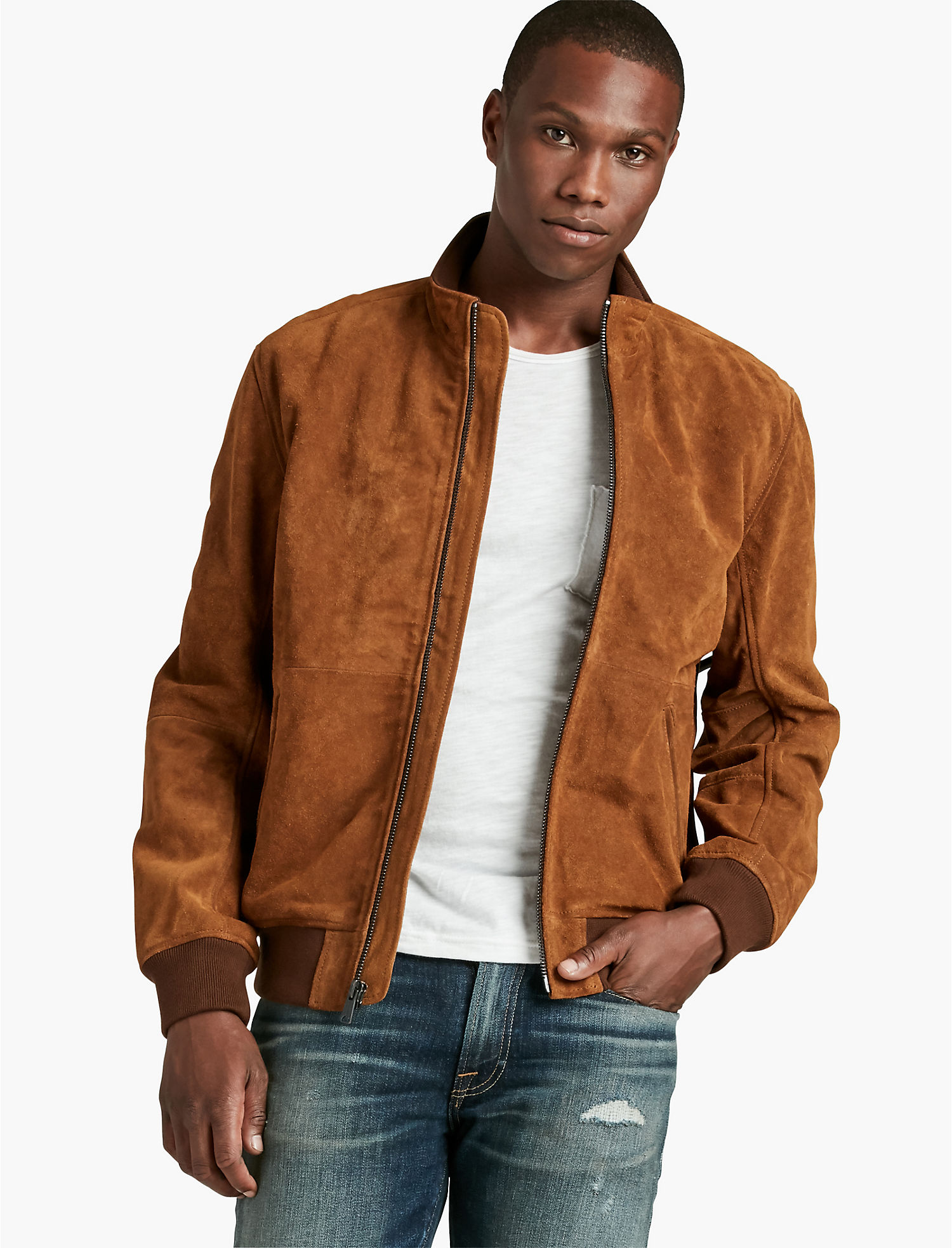 Mens Bomber Jacket | Lucky Brand
