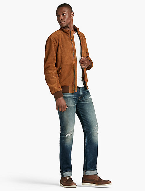 Brown Jackets for Men | Lucky Brand