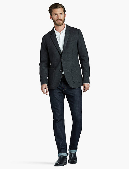 Lucky Unlined Knit Sportcoat