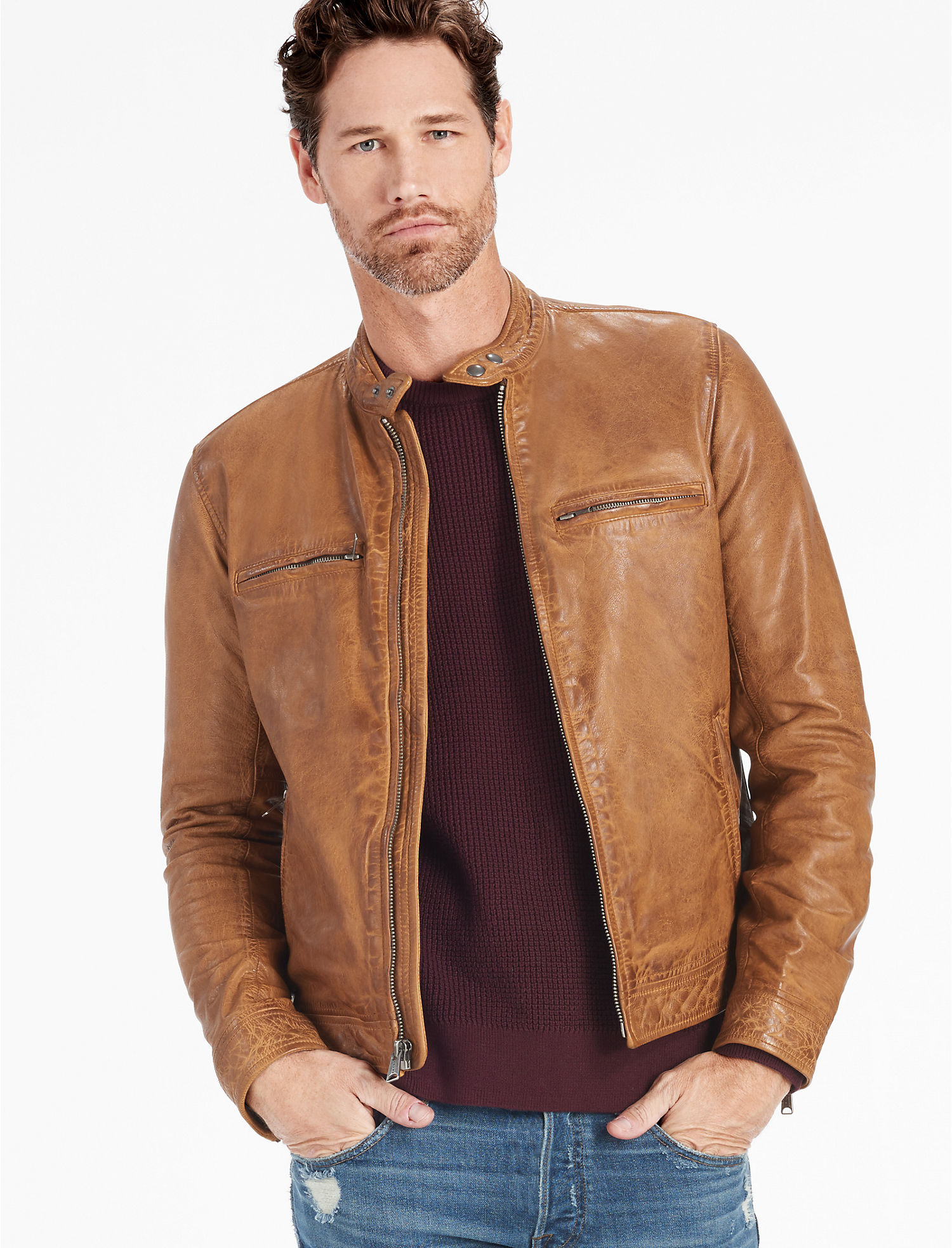 brown jacket for mens jackets review