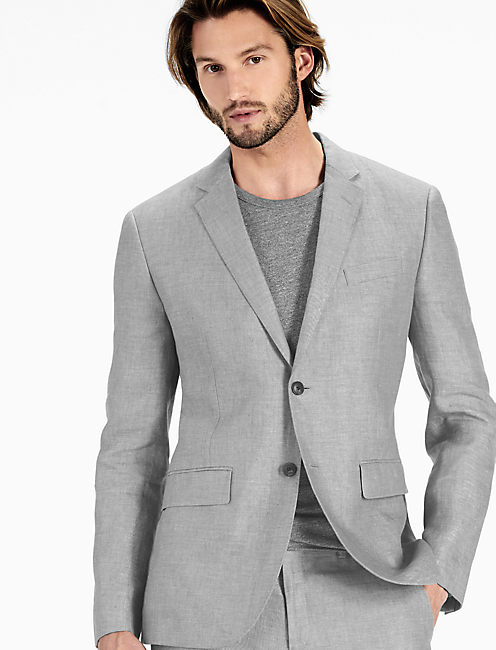 Ace Linen Suit Jacket,