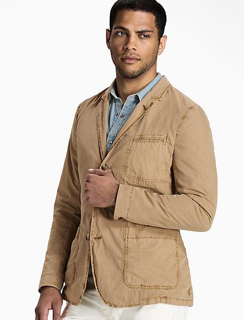 Ace Garment Dyed Blazer,
