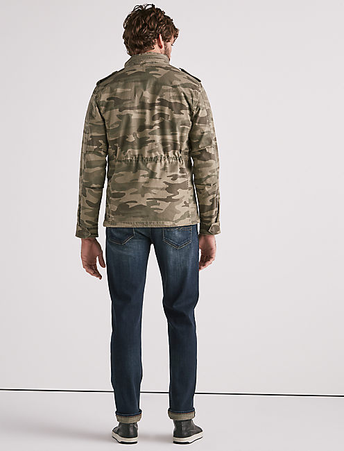 M65 Military Camo Jacket,
