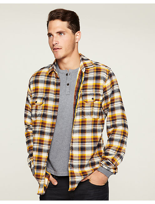 BRONSON PLAID 2 PKT,
