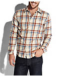 ATLAS WORKWEAR SHIRT, NAT/OLIVE/RED/BLUE