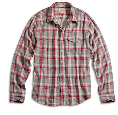 CALIFORNIA FIT OVERLAND ONE POCKET SHIRT