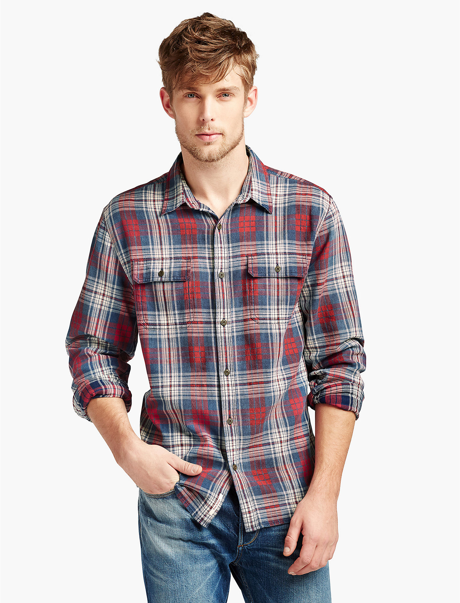 Mens Flannel Shirts | Lucky Brand