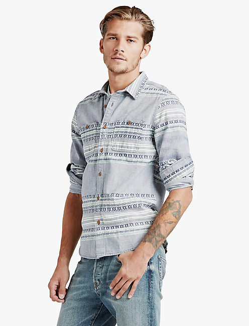 TAOS MASON WORKWEAR SHIRT,