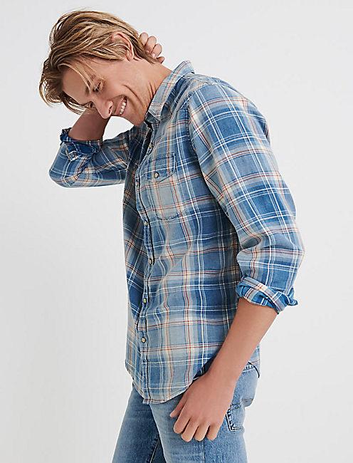 LUCKY Grom Indigo Western Shirt