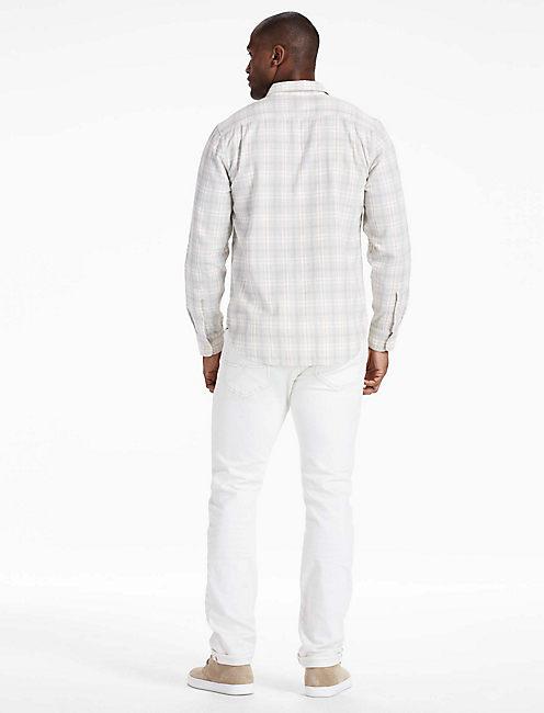 Doubleweave Mason Workwear Shirt,