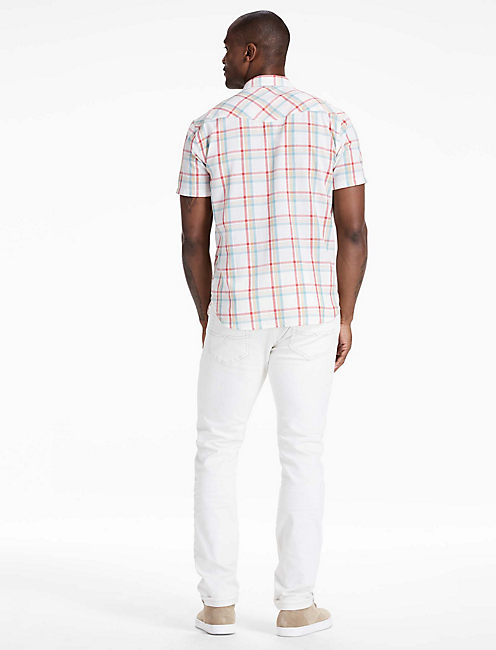 Textured San Berdu Western Shirt,