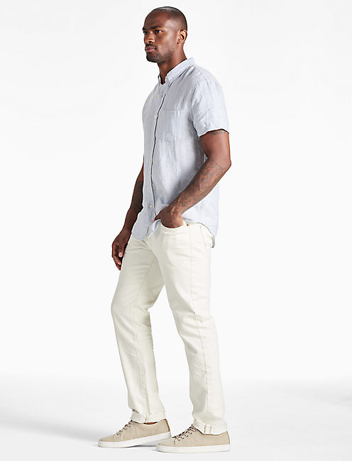 Lucky Linen One Pocket Shirt