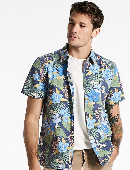 Tropics Aloha Shirt,