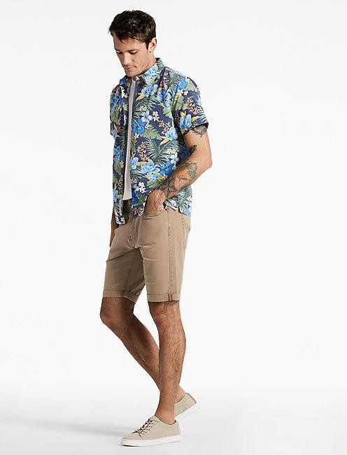 Lucky Tropics Aloha Shirt