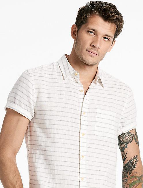 North Shore Linen Shirt,