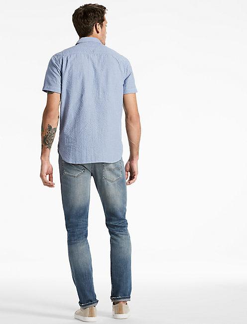Seersucker Picnic Shirt,