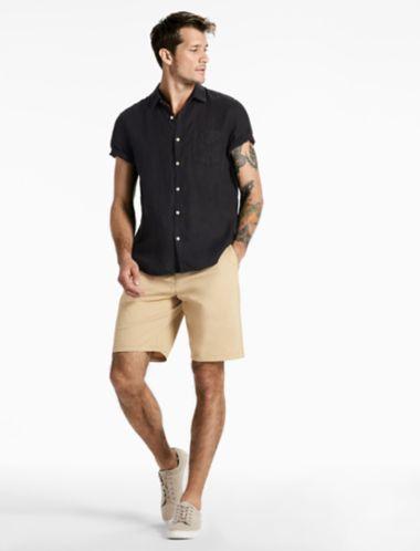 Lucky Laguna Linen Shirt