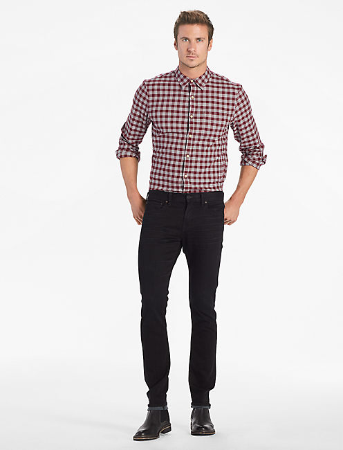 Lucky Saturday Stretch Poplin Shirt