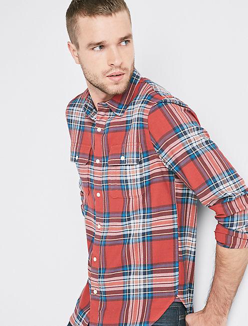 Saturday Stretch Workwear Shirt,