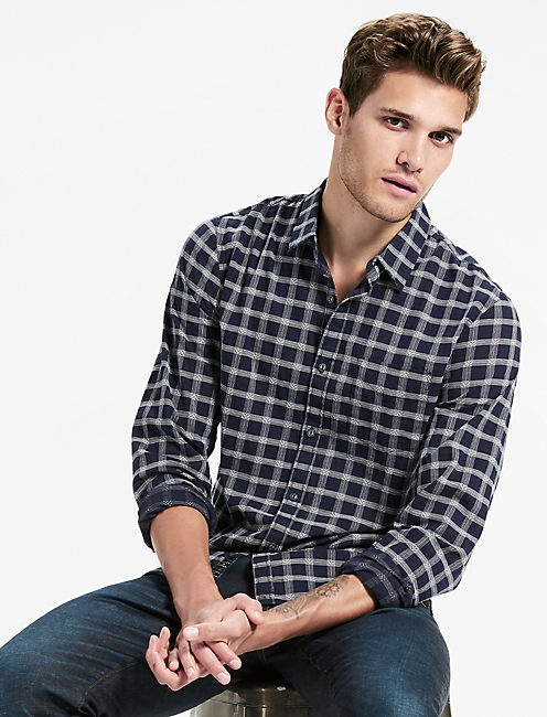 Heritage Plaid Shirt,