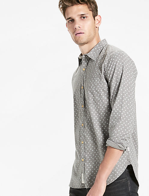 Heritage All Over Print Shirt,