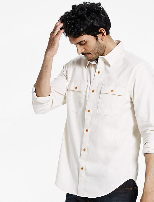 SATURDAY STRETCH WORKWEAR SHIRT,