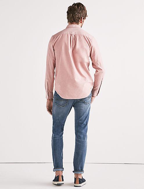 Stretch Oxford One Pocket Shirt,