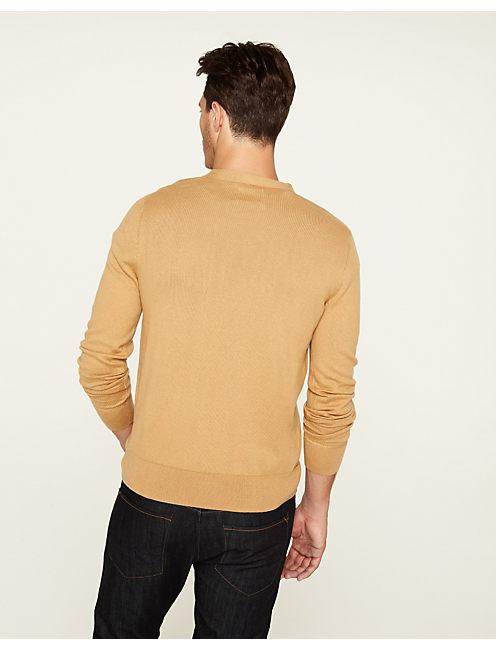 CASHMERE V-NECK SWEATER,