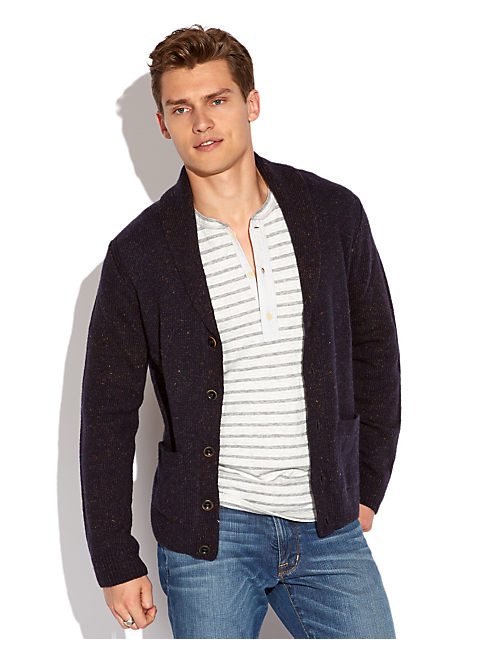 ARICA SHAWL CARDIGAN, MULTI