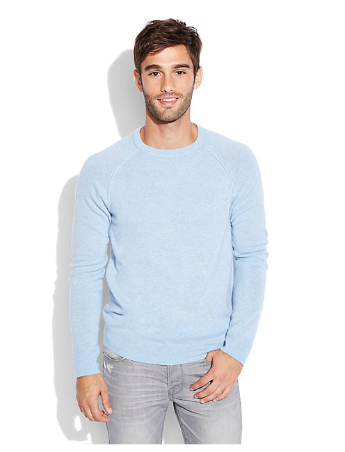 SUMMER CASHMERE, HEATHER BLUE