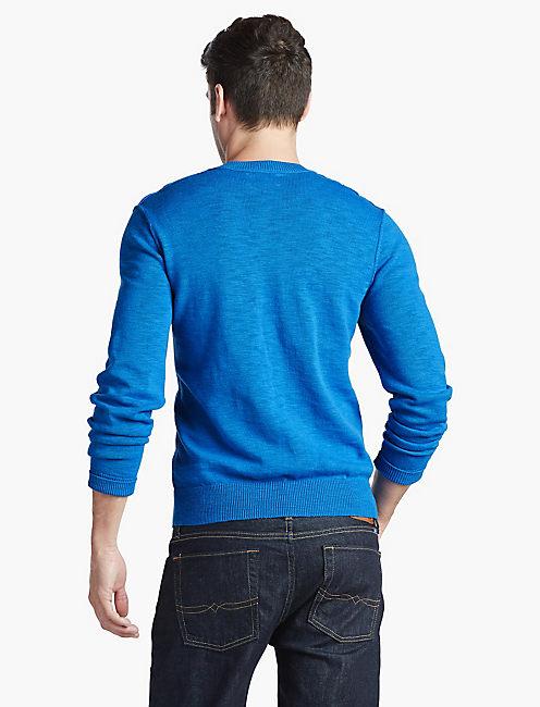 White Label Vneck Sweater,