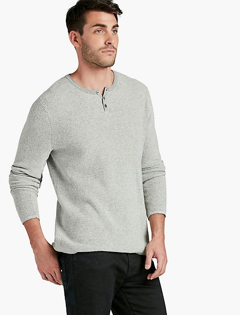Mens Long Sleeve T Shirts | Lucky Brand