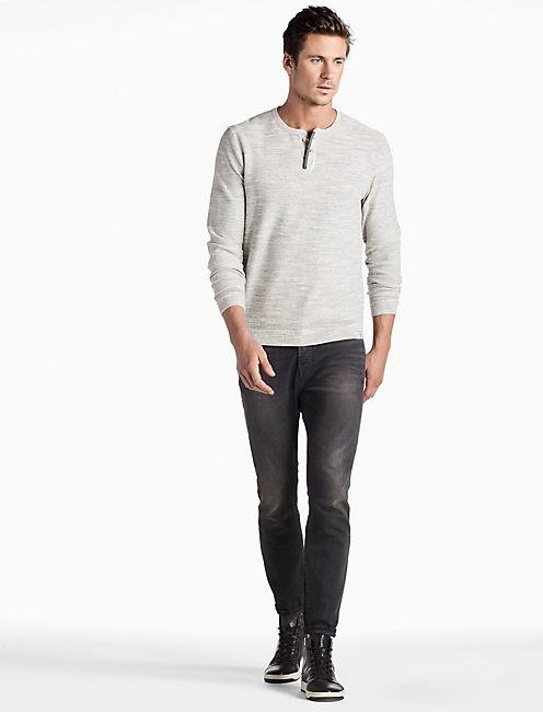 Lucky Welter Weight Sweater Henley