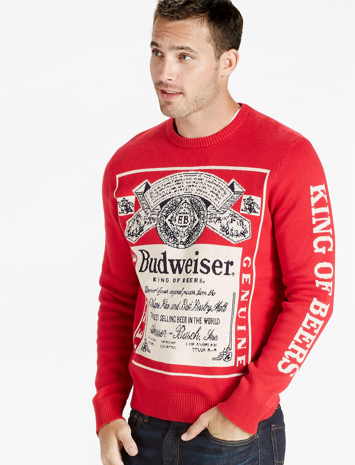 Budweiser Sweater | Lucky Brand