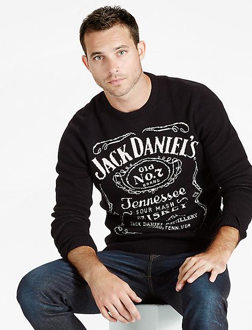 JACK DANIELS SWEATER,