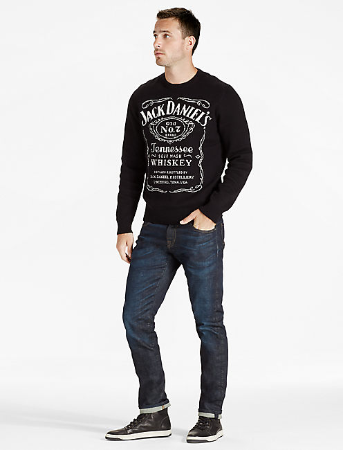 Lucky Jack Daniels Sweater