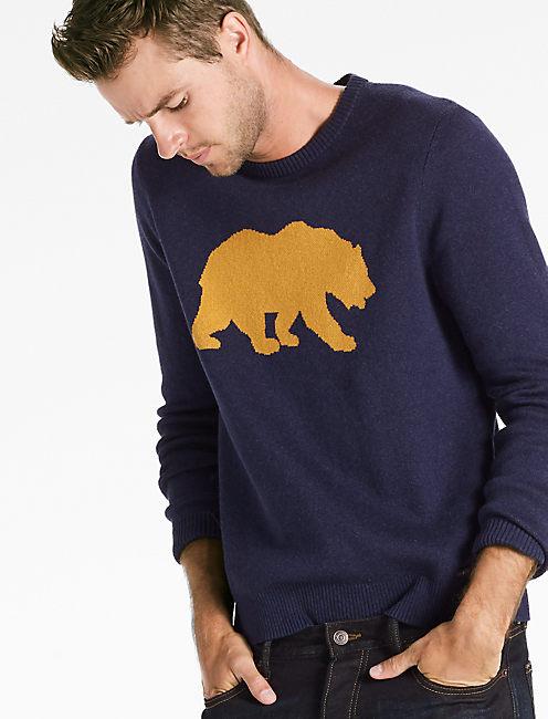 GOLDEN BEAR SWEATER,
