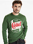 CASTROL ONLY SWEATER,