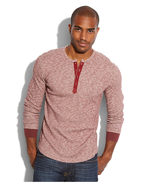 TWISTED SLUB HENLEY, PORT HEATHER