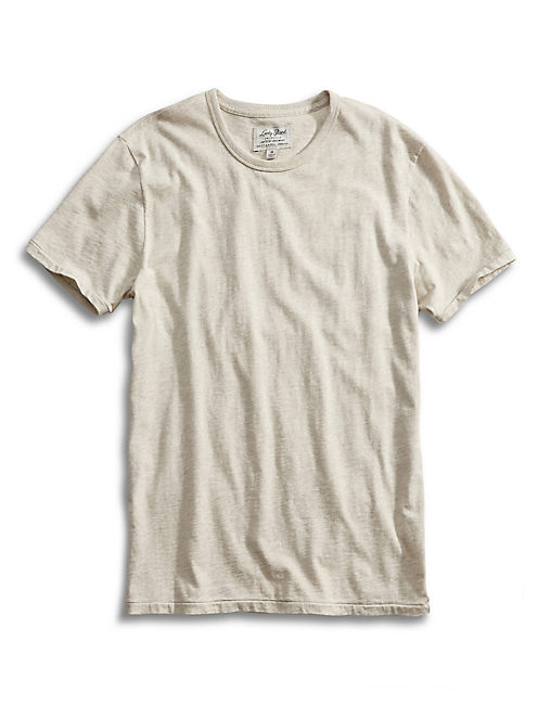 GREY LABEL PERFECT TEE, OATMEAL