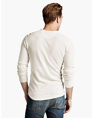 LUCKY THERMAL HENLEY