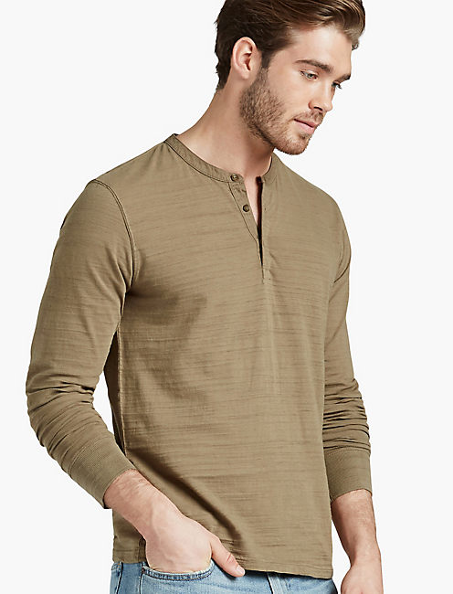 Mens Henley Shirts | Lucky Brand